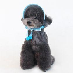 [오드스튜디오] 해또 UV차단 모자 - 블루 -(S-M)