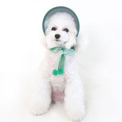 [오드스튜디오] 껴또 UV차단 모자 - 그린 - (S-M)