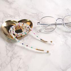 진주펄 비즈 안경줄 안경목걸이 안경걸이 스트랩