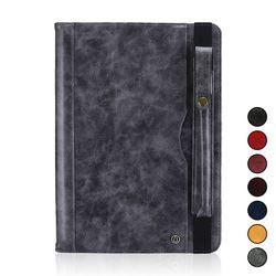 탭S5E 10.5 T720 위드 펜 가죽 태블릿 케이스 T055