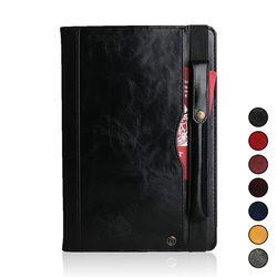 탭S3 9.7 T820 위드 펜 가죽 태블릿 케이스 T055