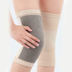 플러스 무릎 보온 보호대 2p세트(L) (스킨)
