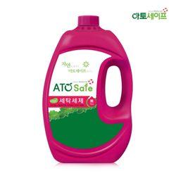 아토세이프 액체 세탁 세제 대용량 2.5L 1개