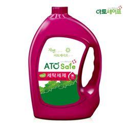 아토세이프 액체 세탁 세제 대용량 3.1L 1개