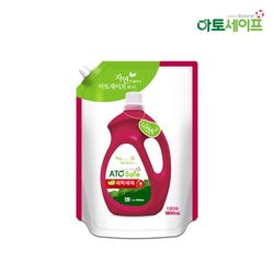 아토세이프 액체 세탁 세제 1.8L 1개