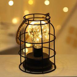 감성 호야등 원형 캠핑 램프 LED