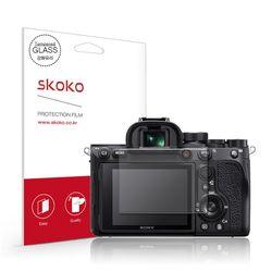 소니 A7R M4 카메라 강화유리 액정보호필름