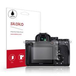 소니 A7R M4 카메라 올레포빅 액정보호필름 2매
