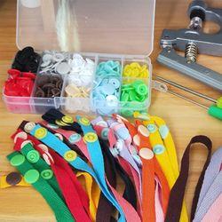 마스크스트랩만들기 재료 컬러끈 24색 세트