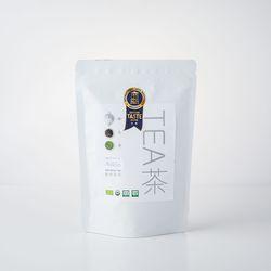 올온 그린 블렌딩티(삼각티)1.5gx15개 유기농 녹차와 구운 현미
