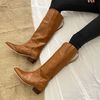 Western Tall Boots