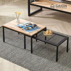 레인 철재 테이블