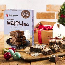 [특가] 크리스마스 브라우니 DIY세트(믹스계량컵포함)