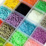 [무료배송] 비즈 반지 마스크줄 DIY 만들기 키트 세트 24color