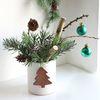 크리스마스 겨울숲
