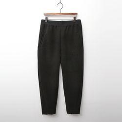 N Wool Semi Baggy Pants