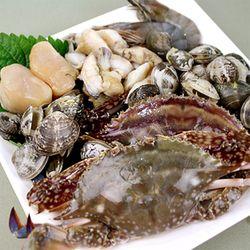 해물탕모듬(2-3인분)