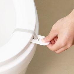 변기 손잡이 홀더