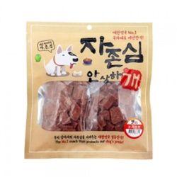 개껌 애견 영양 강아지육포 사사미 오리컷트 200g