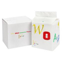 WOAH 발도장이찍히지않는 초대형 패드 1팩(20매)