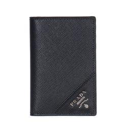 2MC101 사피아노 메탈 남성 카드지갑 블랙