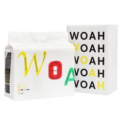 WOAH 발도장이찍히지않는 소형 패드 1팩(50매)