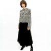 블랙 샤스커트_ Black Sha Skirt