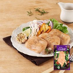 [아침몰] 아침 닭가슴살 갈릭(100g) 10팩