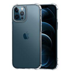 샤론6 아이폰 12pro max 시그니처 투명 범퍼 케이스