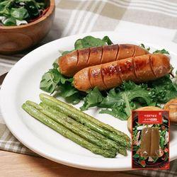 [아침몰] 아침 닭가슴살 소시지 청양(100g) 5팩