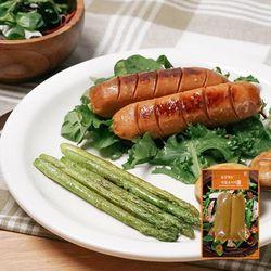 [아침몰] 아침 닭가슴살 소시지 오리지널(100g) 5팩