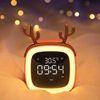 LED 동물머리띠 알람시계