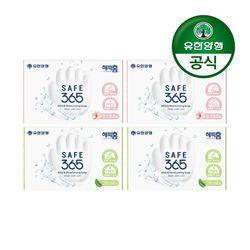 해피홈 SAFE365 비누 핑크포레향+그린샤워향(2입) 2개