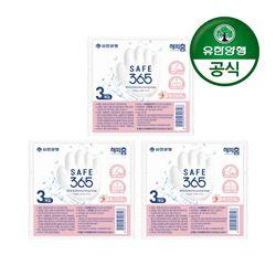 해피홈 SAFE365 비누 핑크포레향(3입) 3개