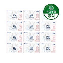 해피홈 SAFE365 비누 핑크포레향(1입) 12개