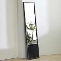 준우드 전신경300 블랙 화이트 메이플 레드 전신거울
