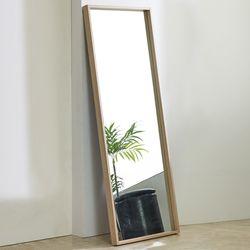 준우드 전신경600 블랙 화이트 메이플 레드 전신거울
