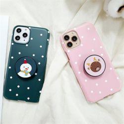 눈사람 스마트톡 케이스 갤럭시 노트 s 아이폰 xs 플러스