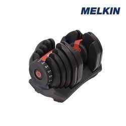 멜킨 무게조절 덤벨 17단계 40kg 아령