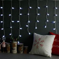 LED 95P 써클고드름 전구-백색