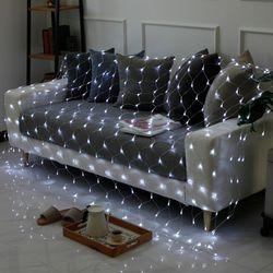 LED 320P 그물롱네트 전구- 3color