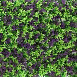숲인테리어 퍼플그린 벽장식 인조잔디(60x40cm)