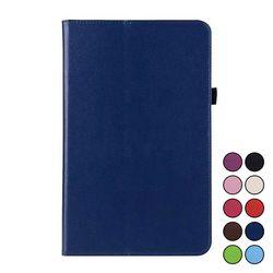 탭A 10.5 T590 컬러풀 가죽 태블릿 케이스 T053