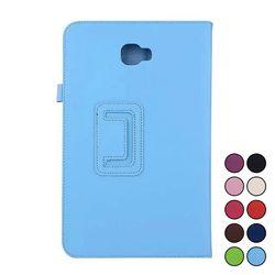 탭S2 8.0 T710 컬러풀 가죽 태블릿 케이스 T053
