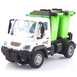 2.4Ghz 1:64 미니트럭 청소차 환경미화차 무선조종RC