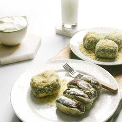 [특가] [미미스상회]크림콩 쑥개떡