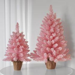 파스텔 핑크 트리(90cm)
