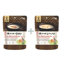 더독(pdc) 정가네 설렁탕+도가니탕 2종콤보