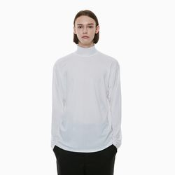 URBAN HALF NECK T-SHIRTS IVORY