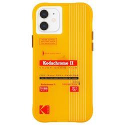 케이스메이트 x KODAK - Vintage Yellow 아이폰 12 미니